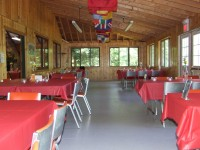 Dining Hall Porch
